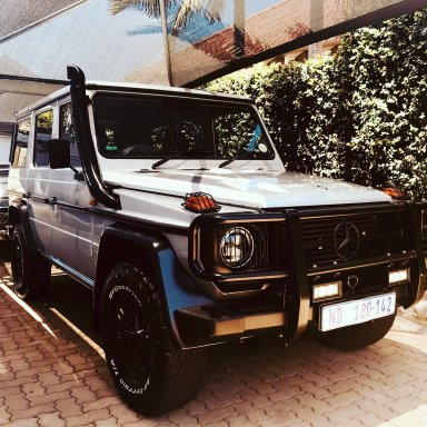 G300 Prof Power Loss | Mercedes4x4 Forum - Southern Africa